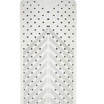 Ability Superstore – Sure Tread White Non-slip Bath Mat 30.75 x 13.75 inch