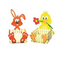 'Petra's Craft News A Hsbkkb Cup Set Bunny & Chick""