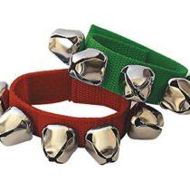 FUZEAU 84425Bells Bracelet Green/Red