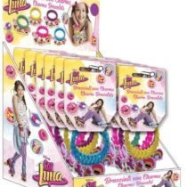 I Am Luna Bracelet + 5Charms (Mercury 34145)