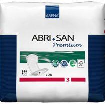 Abena Abri-San Premium 3, Shaped Pad, 500ml
