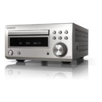 Denon D-M41DAB Hi-Fi Receiver with CD and Bluetooth – Premium Silver