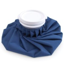 66fit Ice & Hot Bag – Dark Blue Reusable Hot & Cold Sports Injury Ice Pack For Swelling Pain Relief