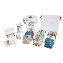 Bambino Mio Miosolo Premium Birth to Potty Pack, Mixed