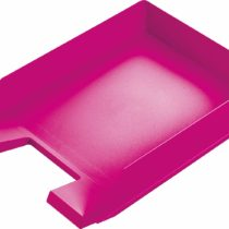 'The Staff HELIT H2361628Letter Tray Pink
