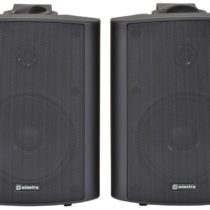 Adastra | High Quality Stereo Speakers  Supplied In Pairs | 90W Max | Black