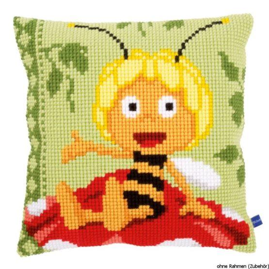 Vervaco Cross Stitch Kit: Cushion Maya on The Mushroom, NA, 40 x 40cm