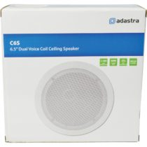 6.5″ Ceiling Speaker with Dual Tweeters