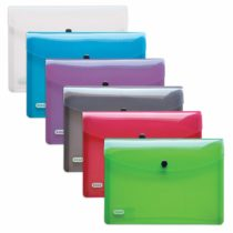 "'Elba Wallet""Hawaii | A5 | Snap Closure/Executive Document Bag | 30 Stück assorted colours"