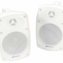 Adastra | Premium HD Background Speakers | Indoor & Outdoor Use | 140W | 6.5″ | White