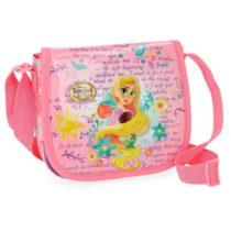 Disney Rapunzel Messenger Bag, 17 cm, 1.02 liters, Multicolour (Multicolor)