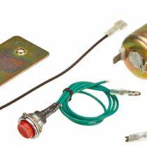 Akhan 100HM01 – Pull Motor Shaved Door Kit Boot Opener, Levelling Motor