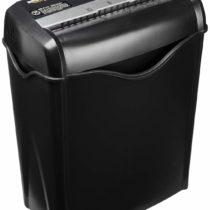 AmazonBasics 5-6 Sheet Cross Cut paper and credit card shredder