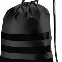 adidas Mens 3-Stripes Golf Draw String Tote Bag