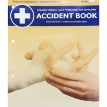 40 Records HSE Compliant A4 Accident Book – Workplace Injury Record/Log (10x Accident Log Books)