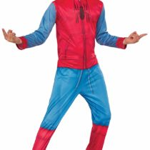 Rubie's 640129L SPIDERMAN Marvel Spider-Man Homecoming Sweats Child Costume, Large