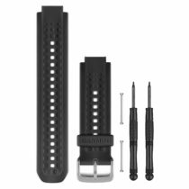 Garmin 010-11251-68 Large Forerunner 25 Activity Tracker Wrist Band, Black