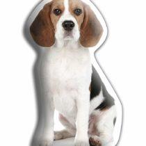 Adorable Cushions Beagle Shaped Cushion