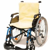 Ability Superstore – Pure Wool Wheelchair Fleece 36 x 60 inch