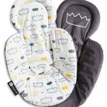 4moms mamaRoo Reversible Newborn Insert, Limited Edition Royal Baby