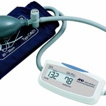 A & D UA-704 Compact Semi Automatic Upper Arm Blood Pressure Monitor