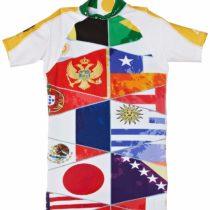 4BB2 Kids Brasilia 136/145cm UV Protective Swimshirt
