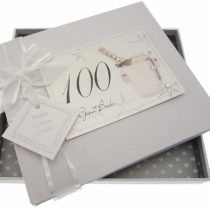 100th Birthday, Guest Book, Champagne Bucket