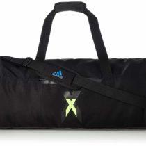 adidas 2018 Sport Duffel, 45 cm, 25 liters, Black (Negro/Amasol)