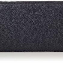 BREE Collection Liv New 111, Black, Zipped Long Purse, Women's Wallet, 2x10x19.5 cm (B x H T)