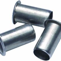 BS7291 Part 1 and 2 Push Fit Pipe Inserts, Grey, 15 mm