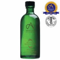 Absolute Aromas Mobility Massage and Bath Oil 100ml in Glass Bottle – Fusion Blend of Basil, Cedarwood, Ginger and Rosemary Essential Oils in Almond, Evening Primrose and Jojoba Base Oil