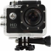Action Camera HD 1080p 12MP Waterproof Sports Camera (1080P)