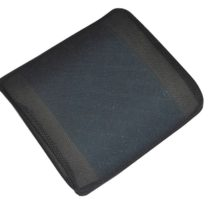 Aidapt Memory Foam Lumbar Support Cushion with Cooling Gel and Removable Air Mesh Fabric (Eligible for VAT relief in the UK)