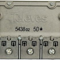 """'Televes–repart. 5. 2400MHz""""easyf 5d 10/9,5dB"""
