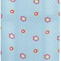ADDIS Perfect Fit Iron Board Cover Floral Med, Blue