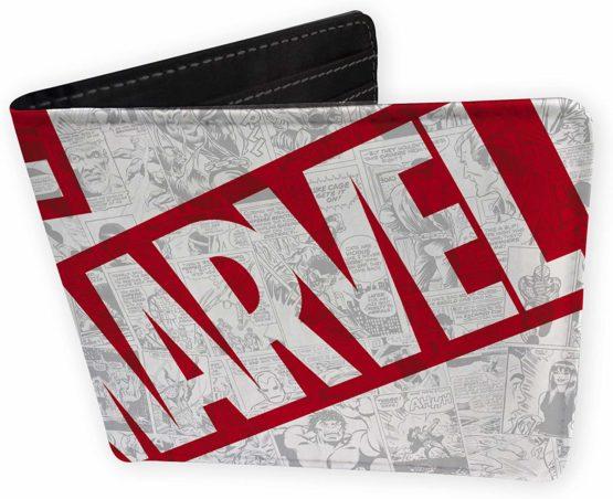 "ABYstyle – MARVEL – Wallet ""Marvel Universe"" – Vinyl"