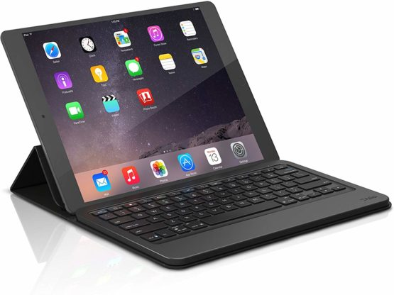 Zagg Messenger Universal Syncs with Apple iPad Pro, Apple and Android Tablets Up To 12 Inches