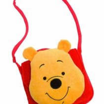 Joy Toy 1300268 30 x 5 x 27 cm Disney Winnie The Pooh Plush Shoulder Bag