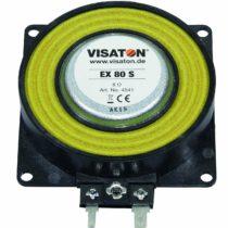 'VISATON 4541Body EX 80S–TRANSDUCER 8Ohm Speaker System Black