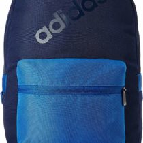 Adidas Performance Daily Backpack Bags & Accessories Synthetic Material Sports Bags Solar Blue