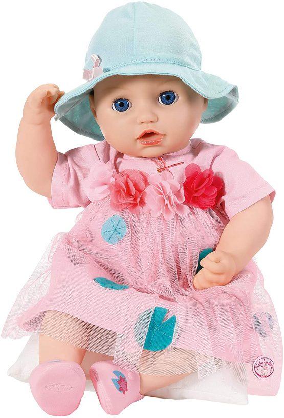 Baby Annabell 703052 Deluxe Summer Set 43cm, Multi - BigaMart