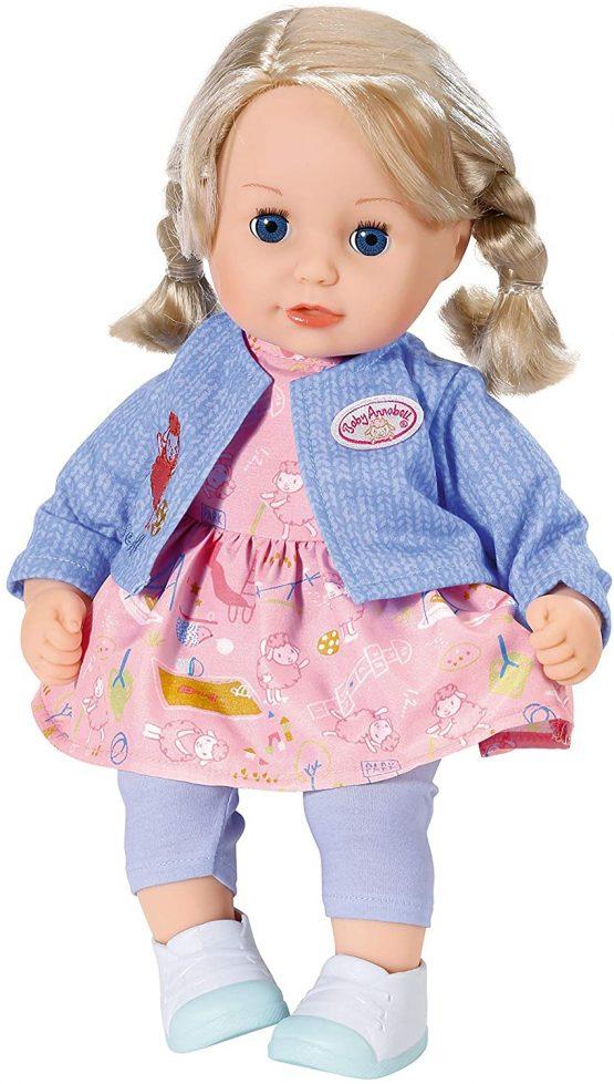 Baby Annabell 702970 Little Sophia 36cm, Multi - BigaMart