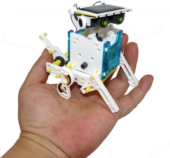 17Tek STEM 12-in-1 Educational Solar Robot Toys - 190 ...