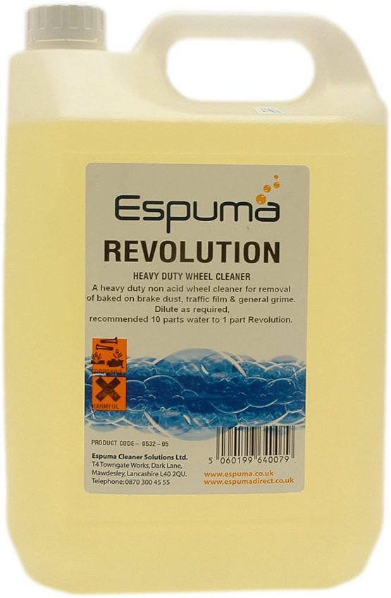 Espuma 0532-05 5L Revolution Wheel Cleaner