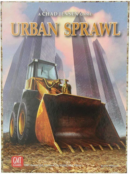 Urban Sprawl Board Game